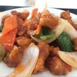 福泰厨房 - 酢豚