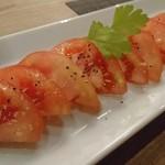 横町通りshushu - 冷やしトマト