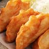 餃子の唐揚げランチ(3個)