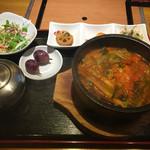 韓国家庭料理 韓菜 -