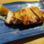 52497190 - 地鶏の味噌焼き