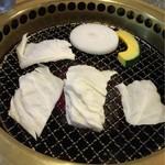 天壇(焼肉)家族亭 -