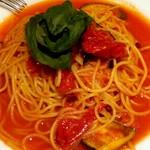 バターフィールド - フルーツトマトスパゲティ