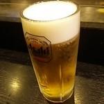 わっか - 生ビール