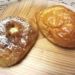 ハイデルベルグ - 料理写真:きりかぶ&クリームパン