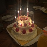 52501397 - マールブランシュのケーキでお祝い。