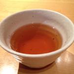 初代 桜庵  - ドリンク写真:焙じ茶