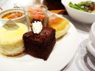 ニューヨークカフェ - デザート