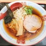 都そば - ラーメン(しょうゆ) 400円