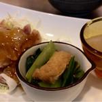 Dining TABI - ランチの小鉢
