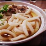 ことり - やわらかな平麺