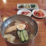 ワンシンリ - 水冷麺
