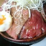 レストラン 北山 - 倍喰丼 大盛 (税込み1400円)