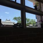 ワンシーン - 窓からの眺めも良い感じ
