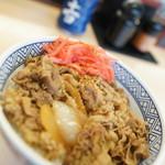 吉野家 - 料理写真:牛丼(並