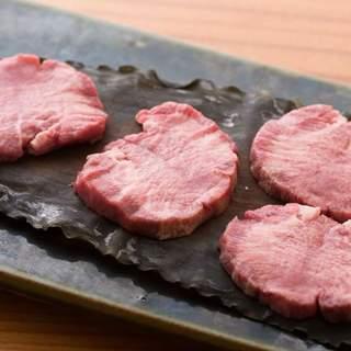牛タンの昆布〆焼き✨昆布の旨味で相乗効果✨