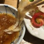 やよい軒 - なんじゃ??  小鉢料理か?? 2016.6.20 Mon.