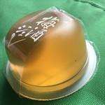 鶴屋菓子舗 - 料理写真:梅酒ジュレ☆