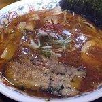 麺屋 華月 - 韓辛醤油