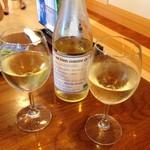 海の幸 - 飲み易い白ワイン