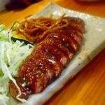 52523692 - 【2016.6】仙台牛みずじ肉のステーキ