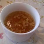 ガルシアパーラー - セットのスープ