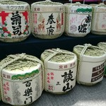 なら泉勇斎 - 酒なら日本酒イベントにて!パン君とこも参加してたのだ!