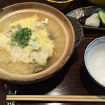 52524471 - 丸雑炊、1000円です。