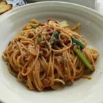52525952 - 明石タコと野菜のラグートマトソース