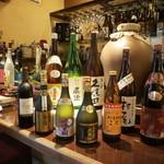 蕎麦ダイニング赤坂 - ドリンク写真: