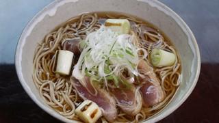 蕎麦ダイニング赤坂 - 鴨南蛮