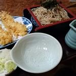 玉寿々 - 天ぷら蕎麦