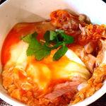 鶏亭 SaCURA - TVで取り上げられた親子丼