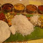 南印度ダイニング ポンディバワン - ポンディチェリーシーフードミールス (イベント限定)