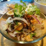 タイカレー MAR - 春雨サラダ