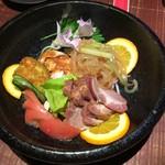 Kouga - 前菜3品盛り合わせ