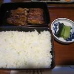 小坂鯉店 - 2016/6 うな重定食