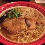 万世麺店 - 排骨拉麺 ¥850
