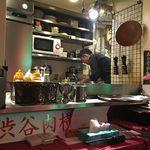 鉄板焼 やっぱ。渋谷肉横丁 - yappa:店内