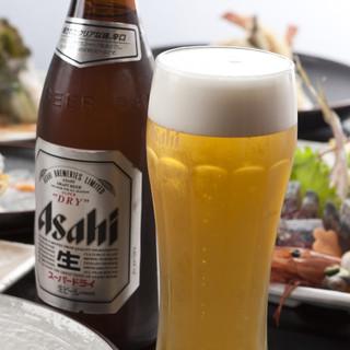★キンキンにひえた「生ビール」1杯サービス中(クーポン提示)