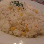 サルサカバナ バール - 鶏だしの炊き込みご飯
