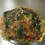八丁堀 - イカ天そば玉麺ダブルです。(2016.6 byジプシーくん)