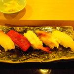 5254350 - 懐石のお寿司