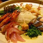 うつわ - 料理写真:お刺身盛り合わせ