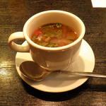 オステリア ディ クオーレ - スープ