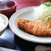 阿波路 - 料理写真:ロースカツ定食大盛
