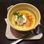 しゃぶしゃぶ・寿司・和食 海王 - セットで選べるデザート:クリームブリュレ