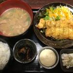 呑み処 やまだ屋 - チキン南蛮定食¥810