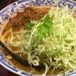 52544184 - 担々刀削麺