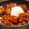 Doraibuinitoubutadommeijin - 料理写真:とろ〜り温泉たまご豚丼